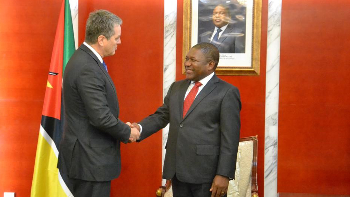 DG Azevêdo in Mozambique: the trading system must support LDCs