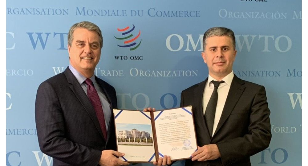 Director General of the World Trade Organization has ranked Republic of Tajikistan as an important initiator in the multilateral trade system