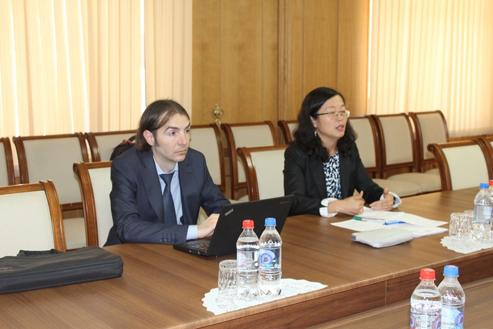 Revision of the Project of the First Trade Policy Review of the Republic of Tajikistan in the World Trade Organization