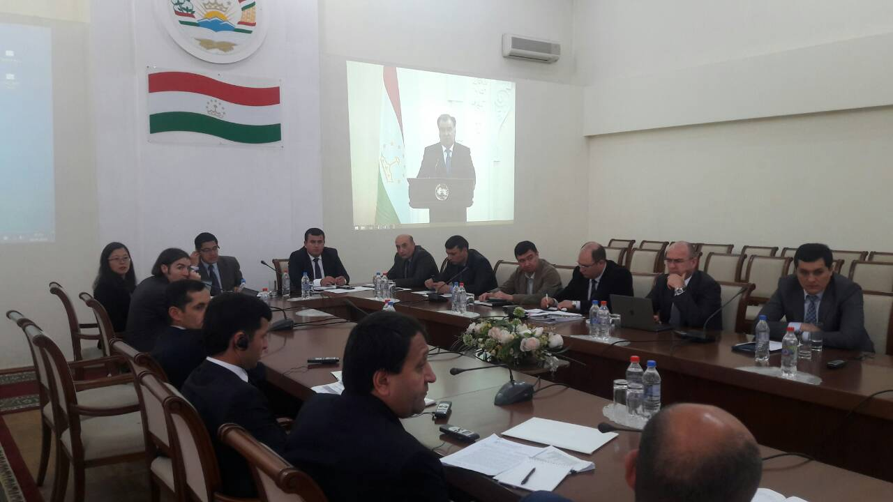 In Dushanbe was held workshop on the first trade policy review of the Republic of Tajikistan related to the membership in the World Trade Organization (WTO)