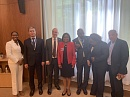 Participation of the official delegation of the Republic of Tajikistan in the Trade Policy Review of Trinidad and Tobago